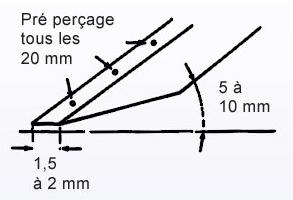 Article joint metallique joints m talliques calfeutral for Joint metallique fenetre